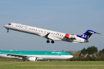 OY-KFE - SAS - Scandinavian Airlines Canadair CL-600 CRJ-900