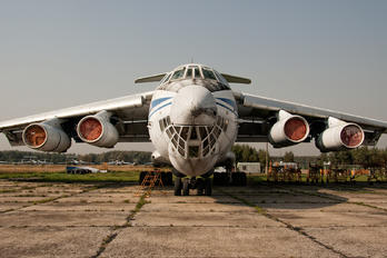 RA-78850 - Russia - Air Force Ilyushin Il-76 (all models)