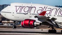 G-VXLG - Virgin Atlantic Boeing 747-400 aircraft