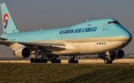 HL7448 - Korean Air Cargo Boeing 747-400F, ERF aircraft