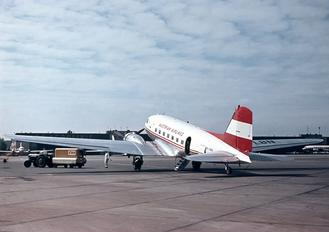 OE-LBN - Austrian Airlines/Arrows/Tyrolean Douglas DC-3