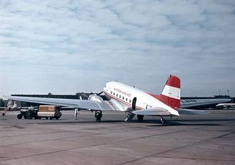 OE-LBN - Austrian Airlines/Arrows/Tyrolean Douglas DC-3