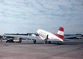OE-LBN - Austrian Airlines/Arrows/Tyrolean Douglas DC-3 aircraft