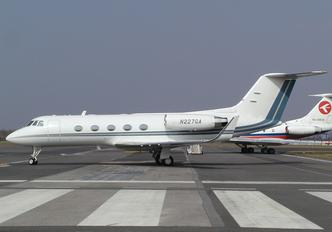 N227GA - Private Gulfstream Aerospace G-II