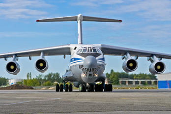RA-76738 - Russia - Air Force Ilyushin Il-76 (all models)