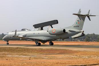 KW3556 - India - Air Force Embraer ERJ-145
