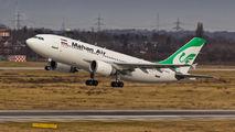 EP-MNO - Mahan Air Airbus A310 aircraft