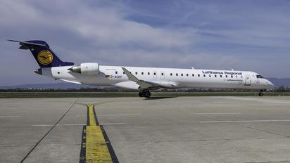D-ACKF - Lufthansa Regional - CityLine Canadair CL-600 CRJ-900