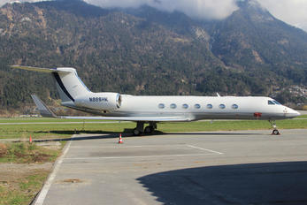 N888HK - Wells Fargo Bank Northwest Gulfstream Aerospace G-V, G-V-SP, G500, G550