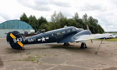 G-BKRN - Beech Restorations Beechcraft 18 Twin Beech, Expeditor