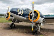 G-BKRN - Beech Restorations Beechcraft 18 Twin Beech, Expeditor aircraft