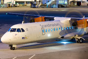 OY-JZA - SAS - Scandinavian Airlines ATR 72 (all models) aircraft
