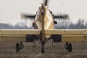 SP-ZUD - EADS - Agroaviation Services PZL M-18 Dromader aircraft