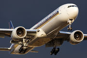 9V-SNA - Singapore Airlines Boeing 777-300ER aircraft