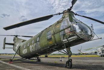 83+08 - Germany - Army Piasecki H-21B Work Horse