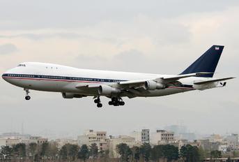5-8103 - Iran - Islamic Republic Air Force Boeing 747-100