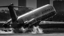 LV-BXA - Austral Lineas Aereas McDonnell Douglas MD-88 aircraft