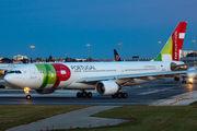CS-TOE - TAP Portugal Airbus A330-200 aircraft