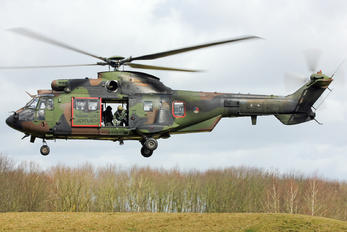 S-442 - Netherlands - Air Force Aerospatiale AS532 Cougar