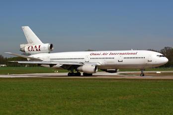 N810AX - Omni Air International McDonnell Douglas DC-10