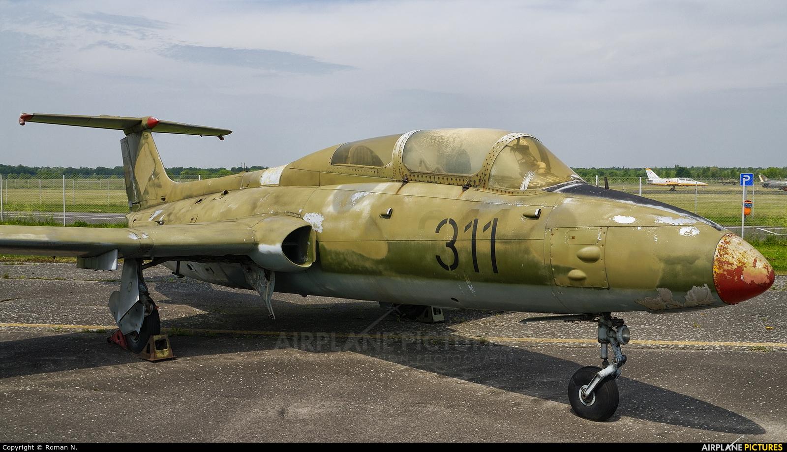 Germany - Democratic Republic Air Force 311 aircraft at Berlin - Gatow