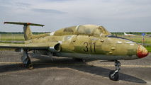 311 - Germany - Democratic Republic Air Force Aero L-29 Delfín aircraft