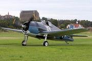 G-BTCC - Patina Grumman F6F Hellcat aircraft