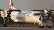 SP-EQH - euroLOT de Havilland Canada DHC-8-400Q Dash 8 aircraft