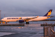 OE-IDI - Skymark Airlines Airbus A330-300 aircraft