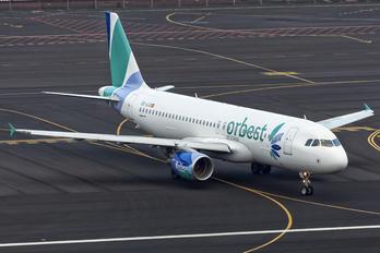 EC-LLX - Orbest Airbus A320