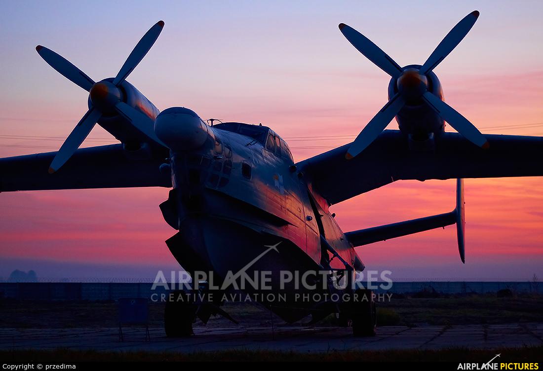 Ukraine - Navy 43 aircraft at Kyiv - Zhulyany