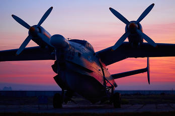 43 - Ukraine - Navy Beriev Be-12