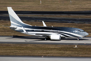 M-GEAA - Tempos Manx Aviation Boeing 737-700 BBJ