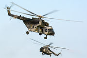 9837 - Czech - Air Force Mil Mi-171 aircraft