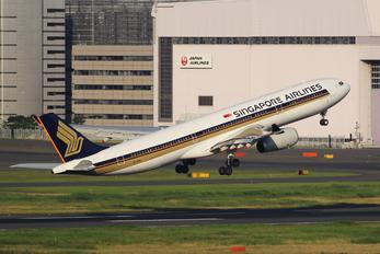 9V-STU - Singapore Airlines Airbus A330-300