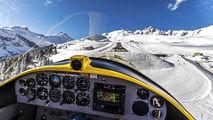 F-HUEZ - Aéroclub du Dauphiné Jodel D140 Mousquetaire aircraft
