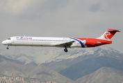 EP-TAS - ATA Airlines Iran McDonnell Douglas MD-83 aircraft