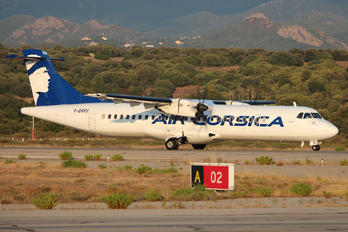 F-GRPJ - CCM Airlines ATR 72 (all models)