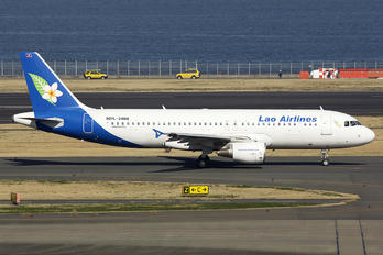 RDPL-34188 - Lao Airlines Airbus A320