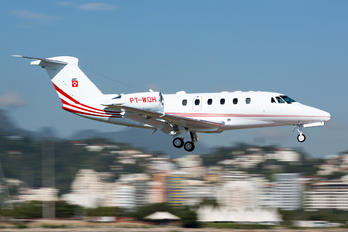 PT-WQH - Private Cessna 650 Citation VII