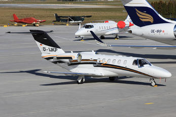D-IJKP - Private Cessna 525 CitationJet