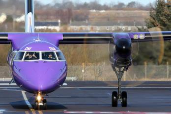 G-JEDM - Flybe de Havilland Canada DHC-8-400Q / Bombardier Q400