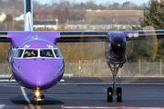 G-JEDM - Flybe de Havilland Canada DHC-8-400Q / Bombardier Q400 aircraft