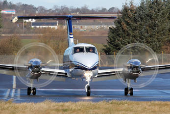 G-CWCD - Private Beechcraft 250 King Air