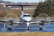 G-CWCD - Private Beechcraft 250 King Air aircraft