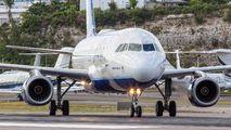 N592JB - JetBlue Airways Airbus A320 aircraft