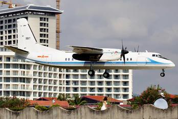 9817 - China - Navy Xian MA-600