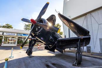 J3-4/94 - Thailand - Air Force Curtiss SB2C Helldiver