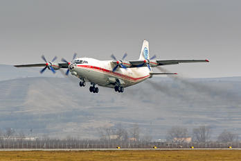 UR-CGW - Ukraine Air Alliance Antonov An-12 (all models)