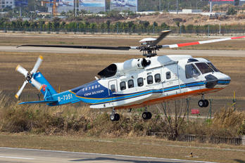 B-7351 - China Southern Airlines Sikorsky S-92